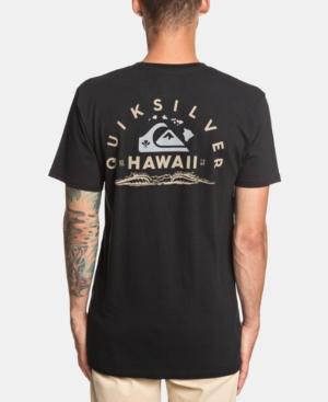 Quiksilver T-shirts MEN'S KEWALO GRAPHIC T-SHIRT