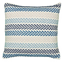 LR Home Altair Clear Skies Chevron Throw Pillow