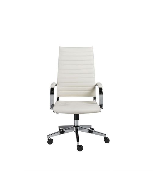 Euro Style Brooklyln High Back Office Chair