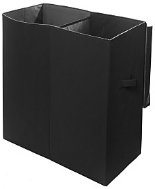 Smarty Pants Solid Folding Double Laundry Bin