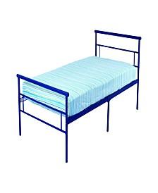 Aspen Metal Twin Bed