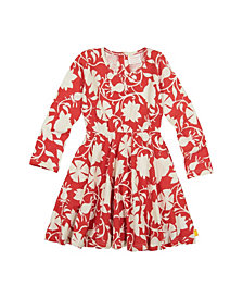 Masala Baby Girls Organic Cotton Misha Dress Jolie