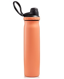 The Cellar 24-Oz. Stainless Steel Double-Walled Pink Tumbler, Created for Macy's