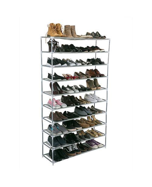 ... Simplify 50 Pair Shoe Rack ...