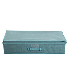 Under The Bed Storage Box in Dusty Blue