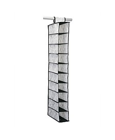 Simplify 10 Shelf Shoe Organizer in Marble