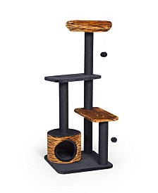 Prevue Pet Products Kitty Power Paws Tiger Tower 7303