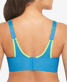 Glamorise Women's Full Figure Adjustable Wirefree Sport Bra #1166