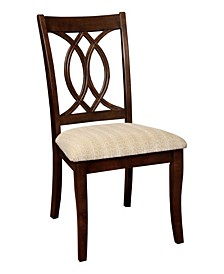 Amersty Contemporary Dining Chair (Set of 2)