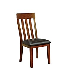 Claire Transitional Dining Chair (Set of 2)