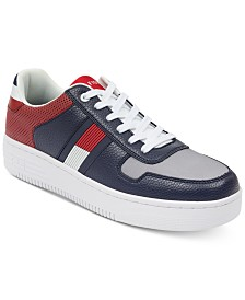 Tommy Hilfiger Men's Fallop Low-Top Sneakers