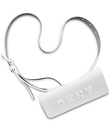 DKNY Smooth Logo Belt Bag, Created for Macy's
