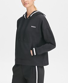 DKNY Sport Relaxed Logo Hoodie, Created for Macy's