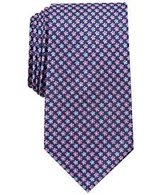 Men's Daisy Neat Tie, Created for Macy's