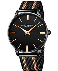 Stuhrling Original Men's Bracelet Watch