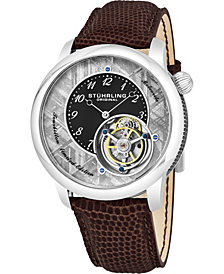 Stuhrling Original Men's Mechanical Tourbillon Watch