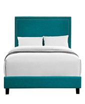 Green Lowest Price Of The Season Beds And Headboards Macy S