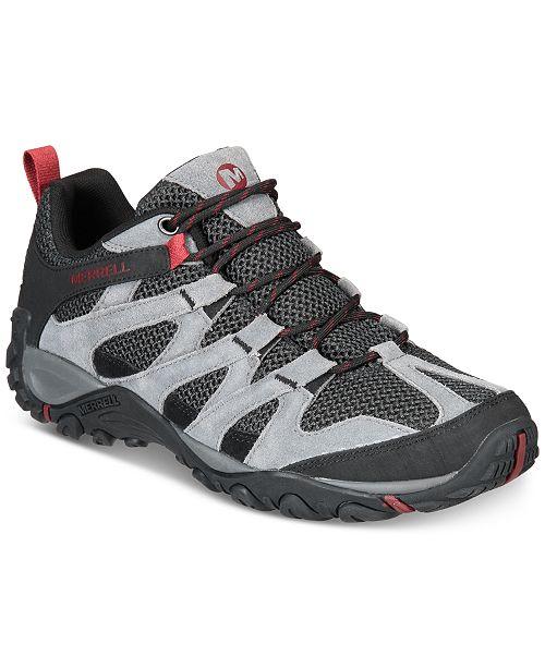 d99f124e2da896 Merrell Men's Alverstone Hiking Shoes & Reviews - All Men's Shoes ...
