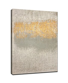 Quiet Words Abstract Canvas Wall Art Collection