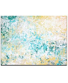"""'Euphoria' Abstract Canvas Wall Art - 30"""" x 40"""""""