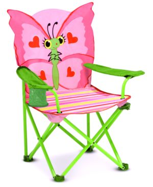 Melissa and Doug Kids Toy, Bella Butterfly Chair 675160