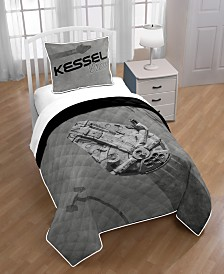 Star Wars Kessel Crew Twin Quilt