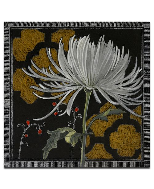 "Ready2HangArt 'Flora Petals III' Floral Canvas Wall Art - 20"" x 20"""