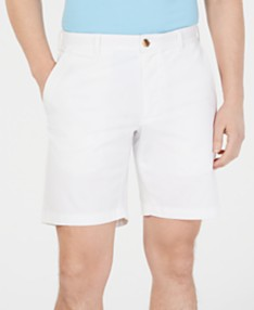 6f49fc1c3a White Chino Shorts: Shop Chino Shorts - Macy's