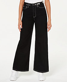 Dickies Cotton Wide-Leg Jeans