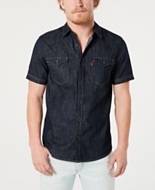 Levi's® Men's Denim Shirt