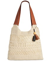 b943f65d9 The Sak Huntley Crochet Hobo