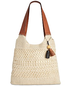 The Sak Huntley Crochet Hobo