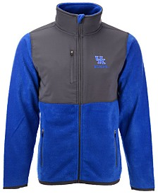 J America Men's Kentucky Wildcats Rainier Jacket