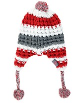 new arrivals 8c594 5432d Top of the World Oklahoma Sooners Boppy Knit Hat