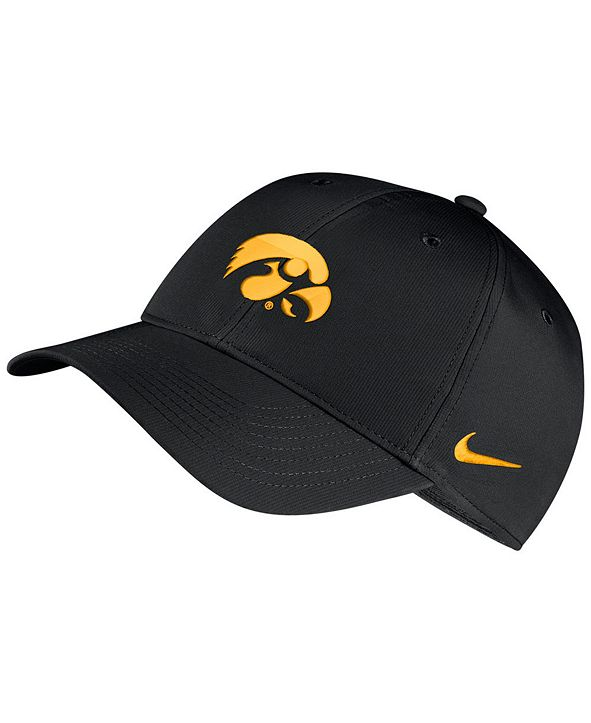 Nike Iowa Hawkeyes Dri-Fit Adjustable Cap