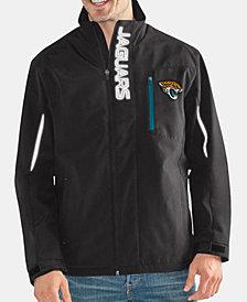 G-III Sports Men's Jacksonville Jaguars Energy Player Front Zip Jacket