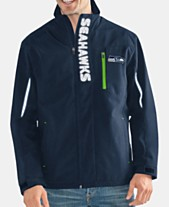 a25ad31b1 G-III Sports Men s Seattle Seahawks Energy Player Front Zip Jacket