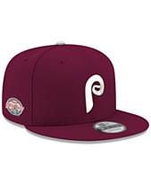 best website 342c5 bebeb New Era Philadelphia Phillies 2 Tone Link Cooperstown 9FIFTY Snapback Cap