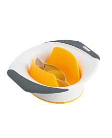 Zyliss 3 in 1 Mango Slicer, Peeler and Pit Remover Tool