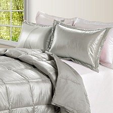 PUFF Packable Down Alternative Indoor/Outdoor Water Resistant Full/Queen Comforter