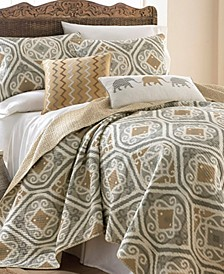 Home Samara Full/Queen Quilt Set