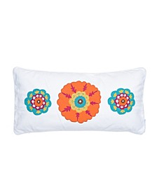 Home Serendipity 3 Medallion Pillow