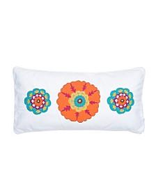 Levtex Home Serendipity 3 Medallion Pillow