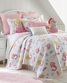 Home Marina Full/Queen Quilt Set