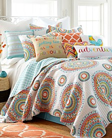 Home Mayla Full/Queen Quilt Set