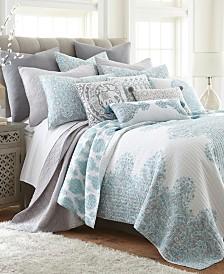 Levtex Home Avalon Spa Full/Queen Quilt Set