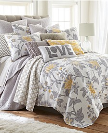 Home Reverie King Quilt Set