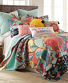 Home Jules King Quilt Set