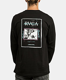 RVCA Men's Logo Graphic Shirt