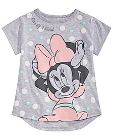 Little Girls Minnie Mouse T-Shirt